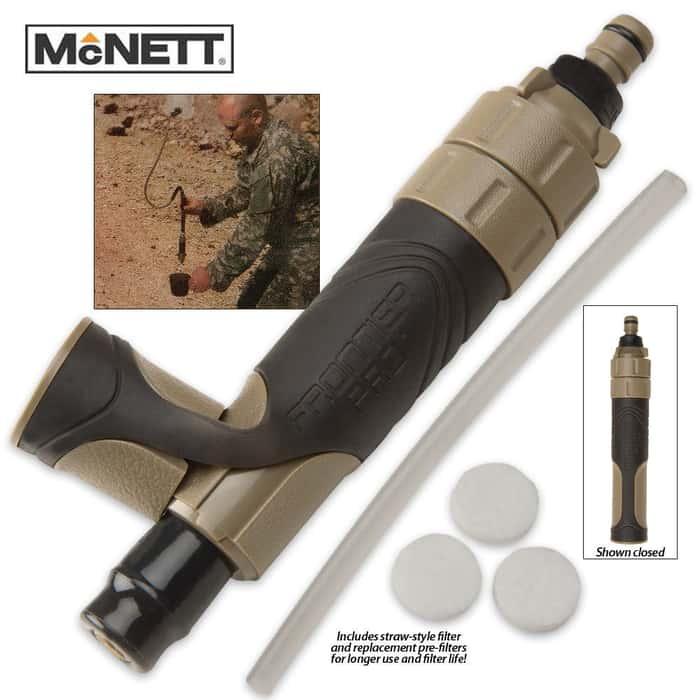 Mcnett Frontier Pro Water Filter System