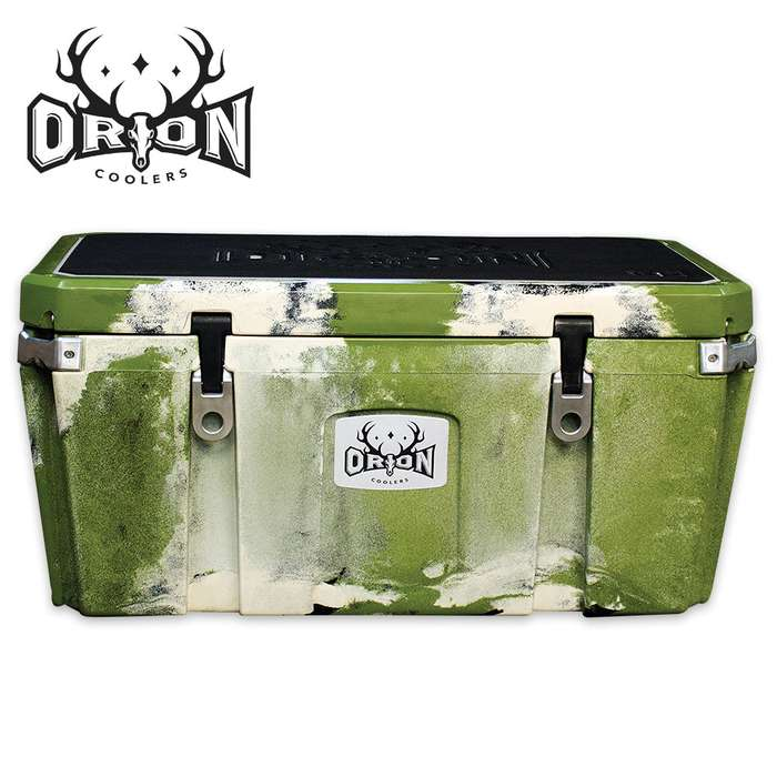 Orion 85 Rugged Multifunction Cooler - 85-qt Capacity