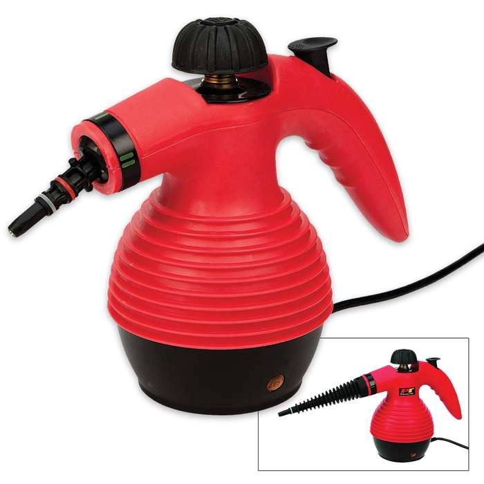 900W Corded Steam Cleaner
