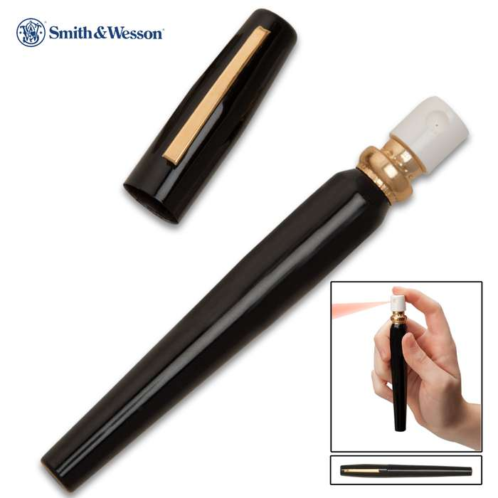 Smith & Wesson Pepper Spray Fountain Pen