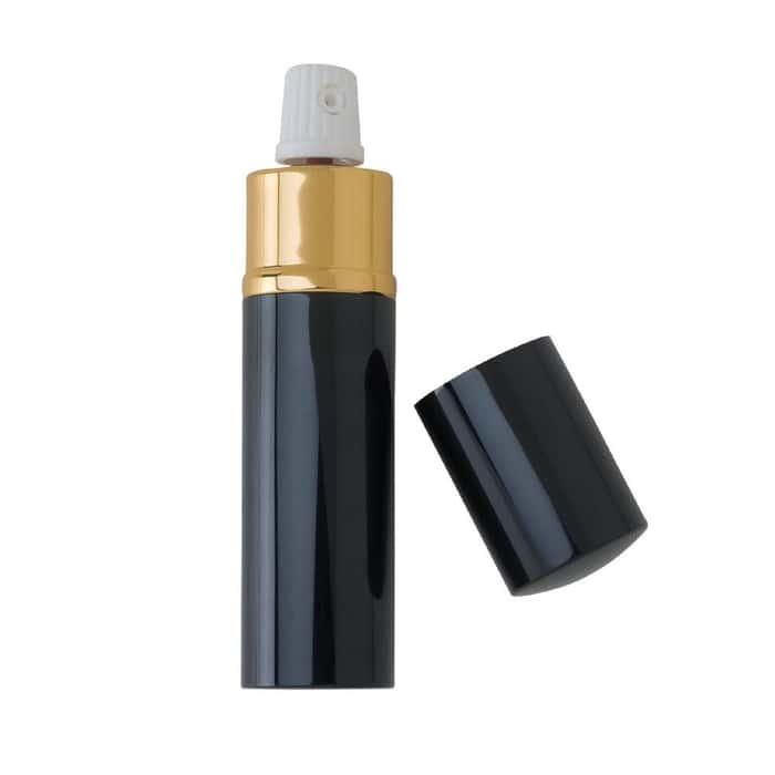 Hot Lips Black Lipstick Pepper Spray