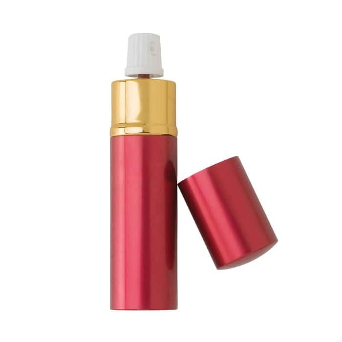 Hot Lips Red Lipstick Pepper Spray