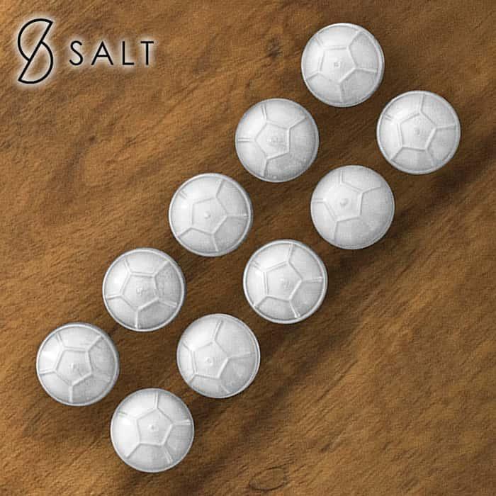 10-Pack Of Practice Rounds - For SALT Self Defense Pepper Spray Gun