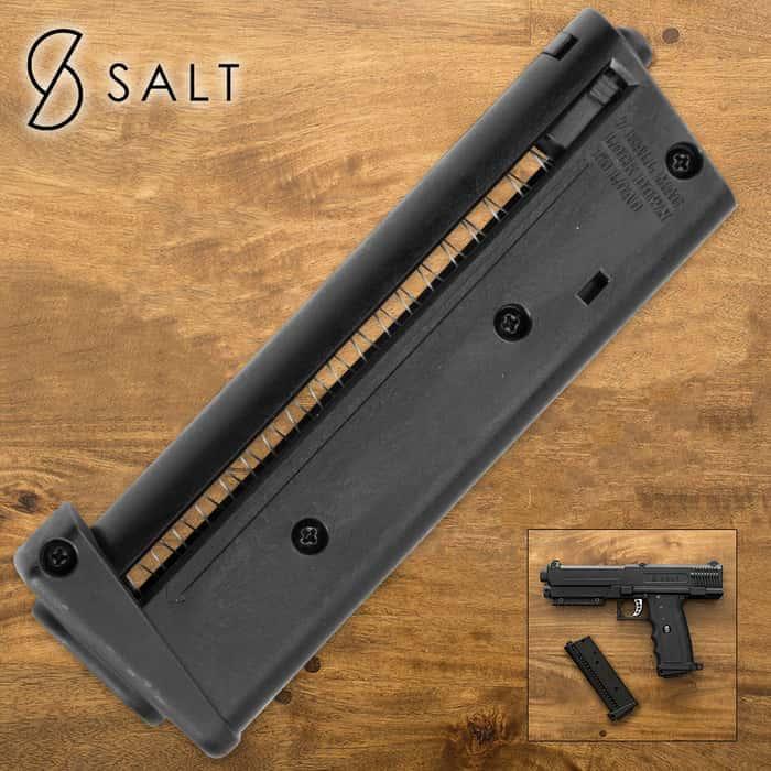7-Round Magazine - For SALT Self Defense Pepper Spray Gun