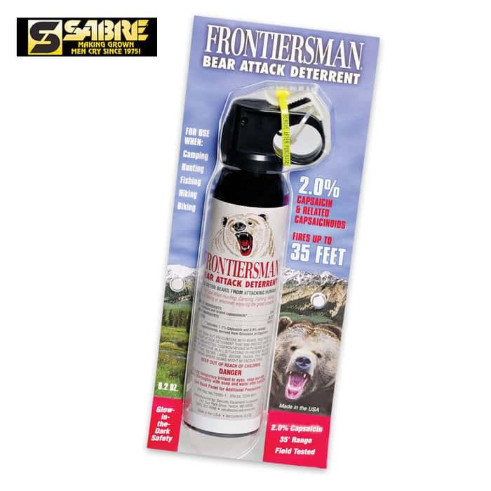 Bear Spray 9.2 oz.