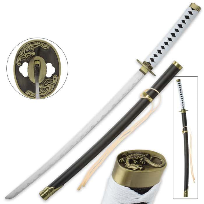 Devil May Cry Vergil Yamato Replica Sword