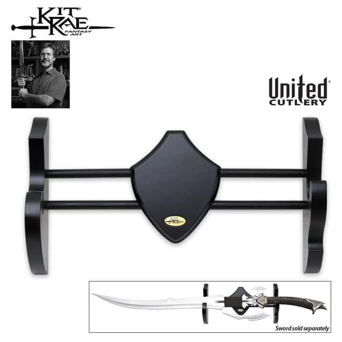 Kit Rae Sword Display Stand