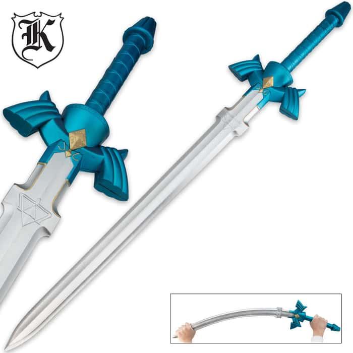 Zelda Master Gaming Foam Sword