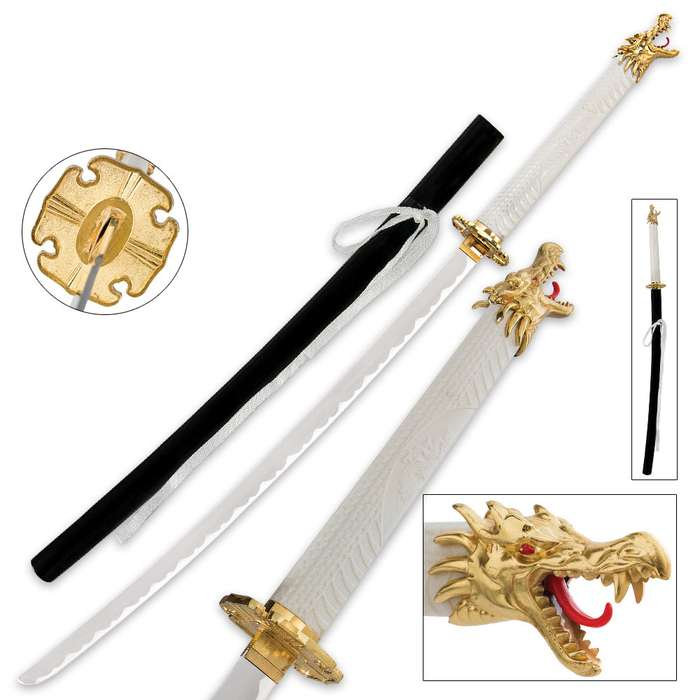 Ginryu Sword Of Kurogane Anime Fantasy Sword