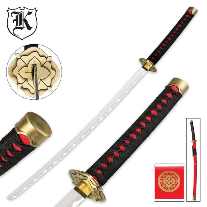 Kashuu Kiyomitsu Touken Replica Nihontou Gaming Sword