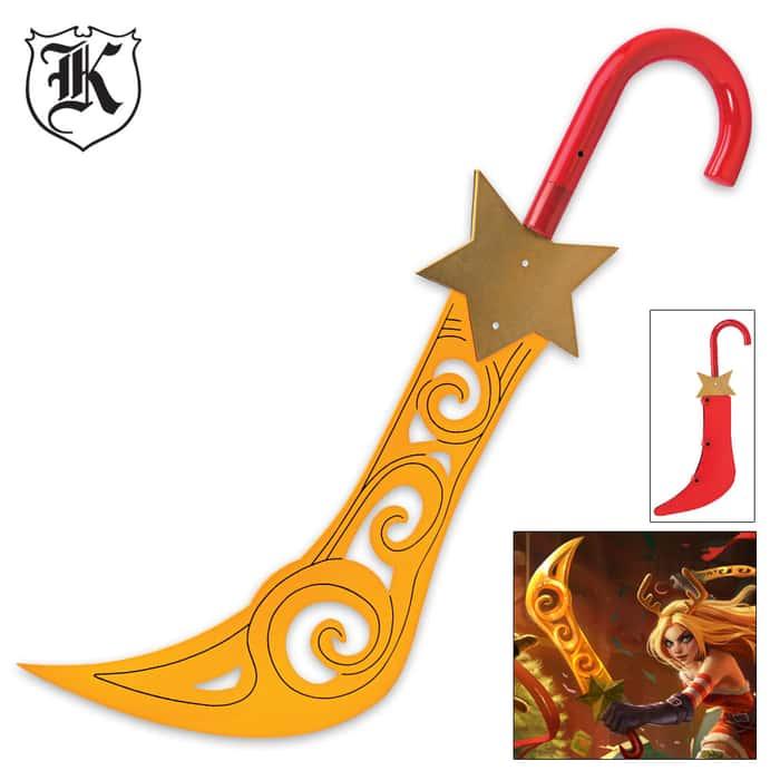 New Katarina Du Couteau Slay Belle Sword
