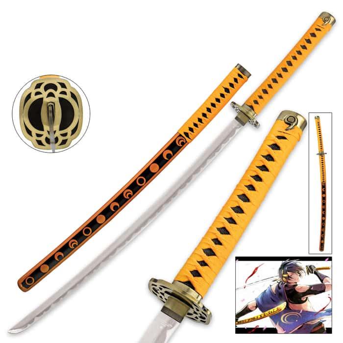 Mikazuki Munechika Replica Sword