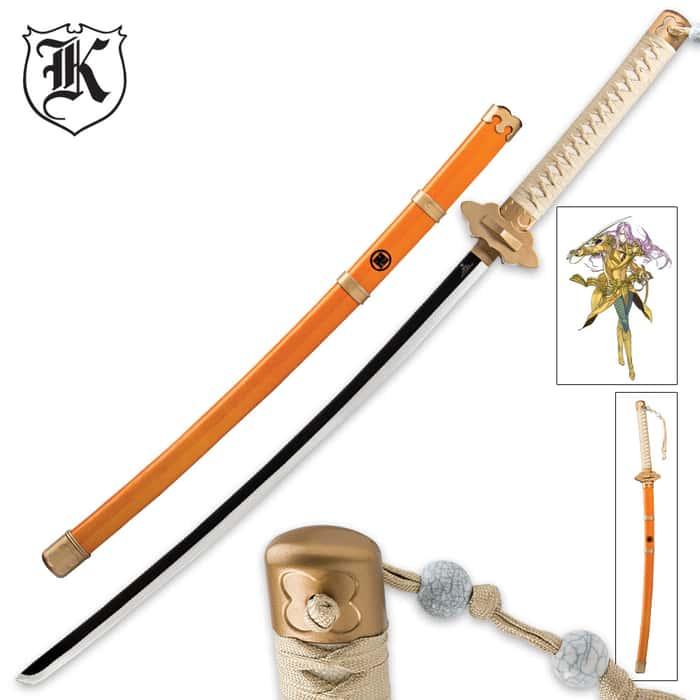 Hachisuka Kotetsu Replica Sword