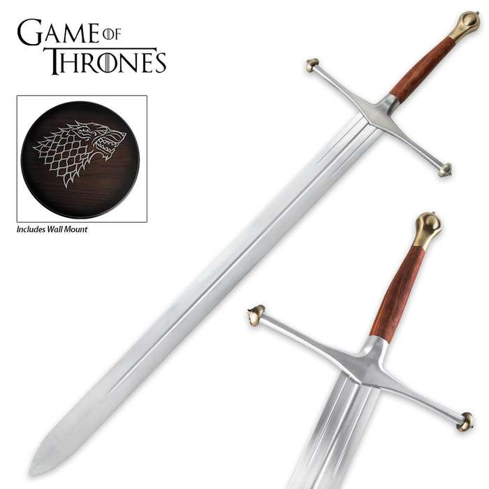 Game Of Thrones Ice Sword Of Eddard Ned Stark