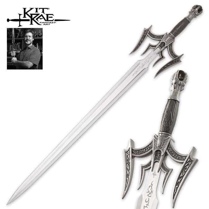 Kit Rae Luciendar Sword