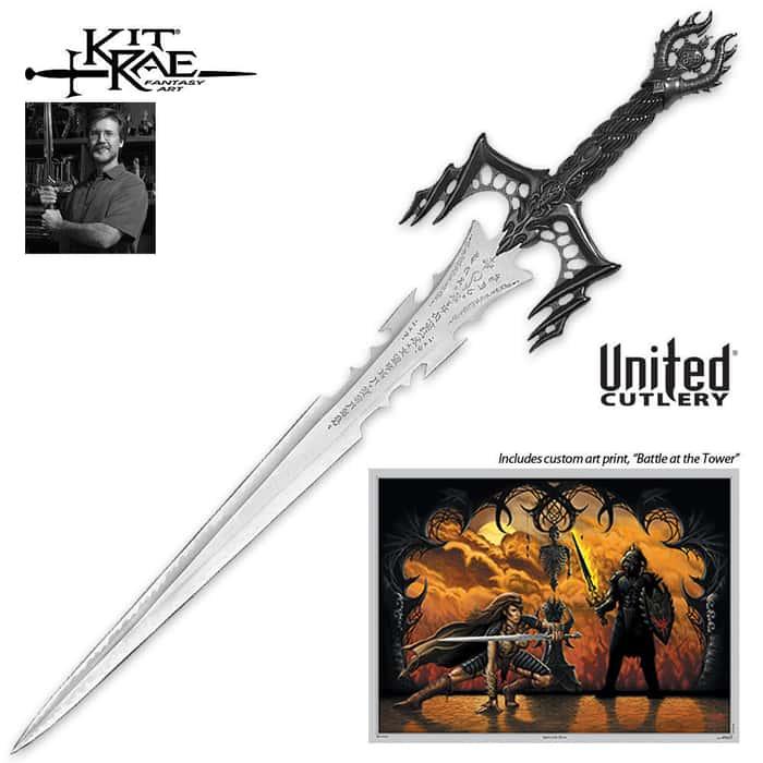 Kit Rae Valermos Sword