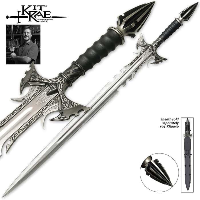 Kit Rae Sedethul Sword