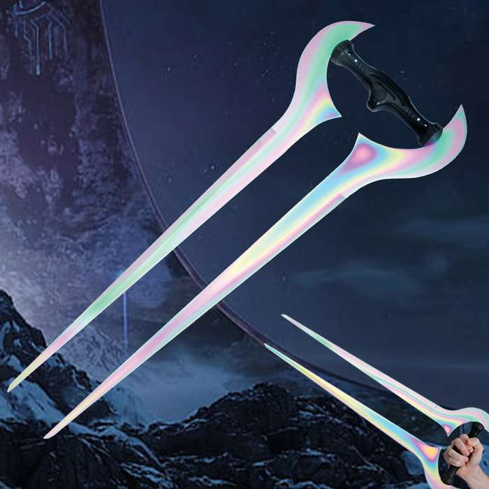 Covenant Titanium Color Fantasy Sword
