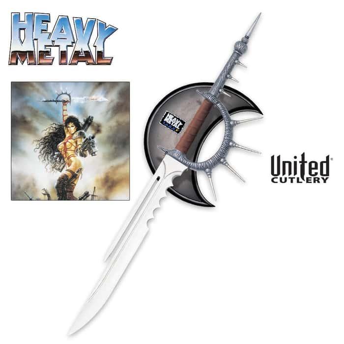 Heavy Metal FAKK Sword