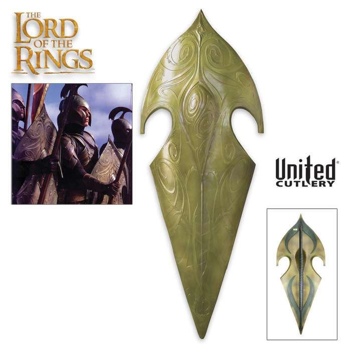 The Lord of the Rings High Elven Warrior Shield Limited Edition