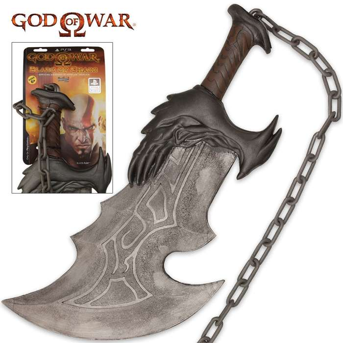 Kratos Blade of Chaos Foam Sword