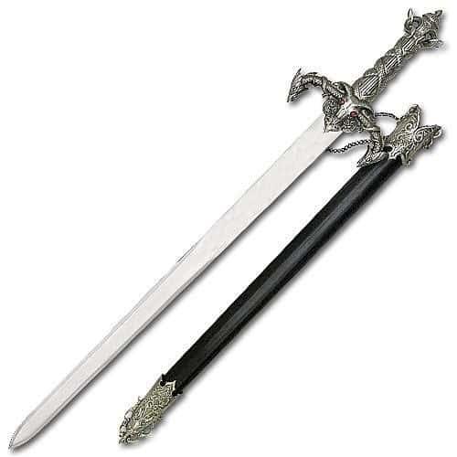 Hell Guardian Sword