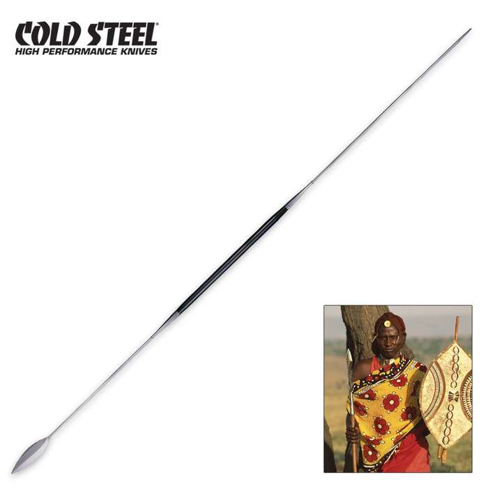 Cold Steel Samburu Spear