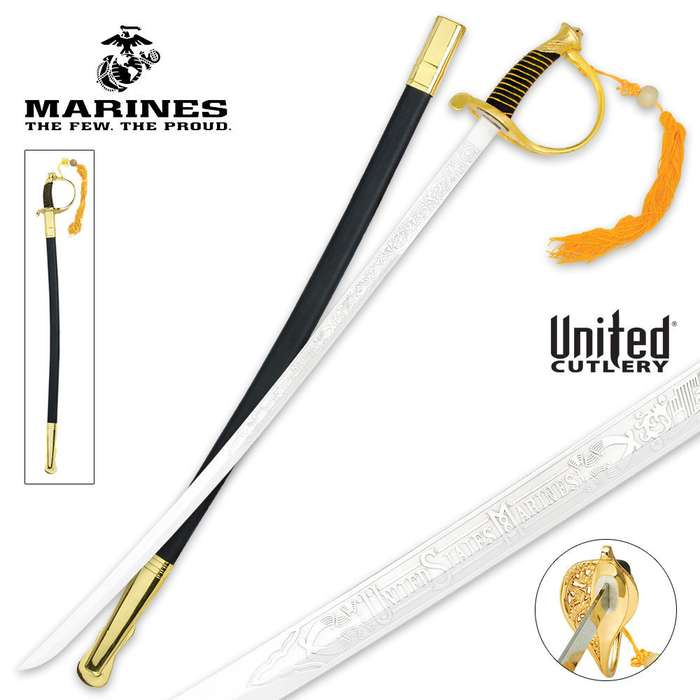 USMC Ceremonial Sword