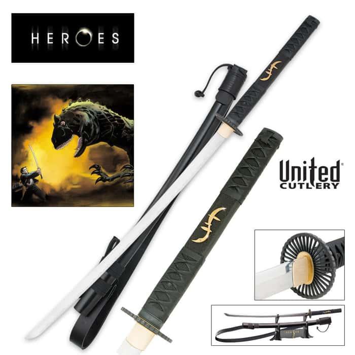 HEROES Sword of Hiro Licensed Reproduction Sword
