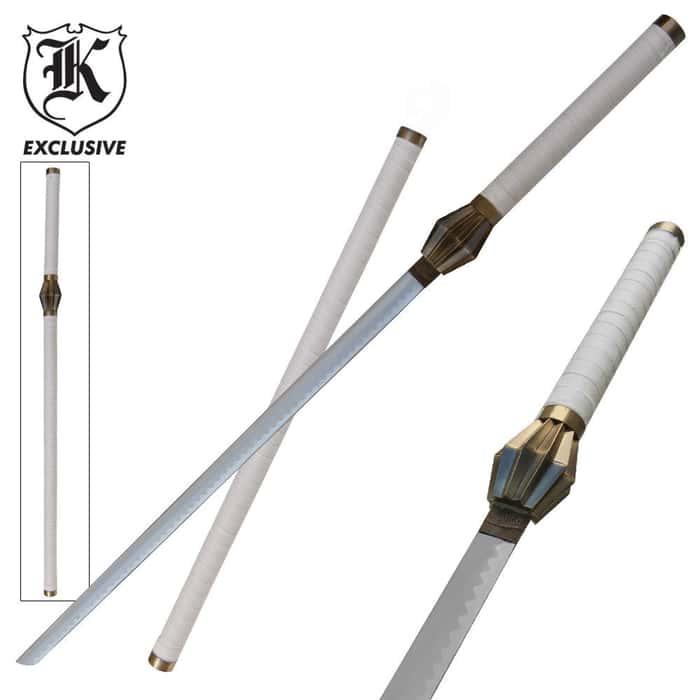Sword of the Future White Cloth Wrap