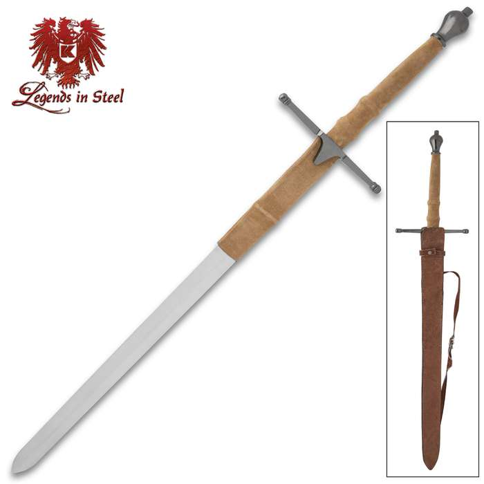 William Wallace Long Two Handed Sword