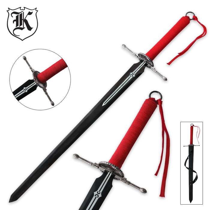 Anime Element Guardian Sword with Sheath