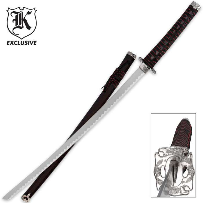 Warrior Katana with Sheath