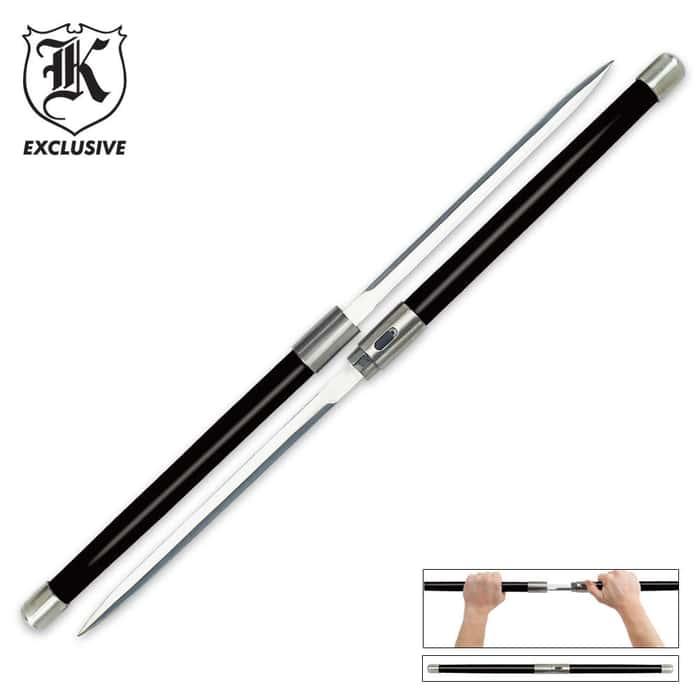 Double Cross Sword