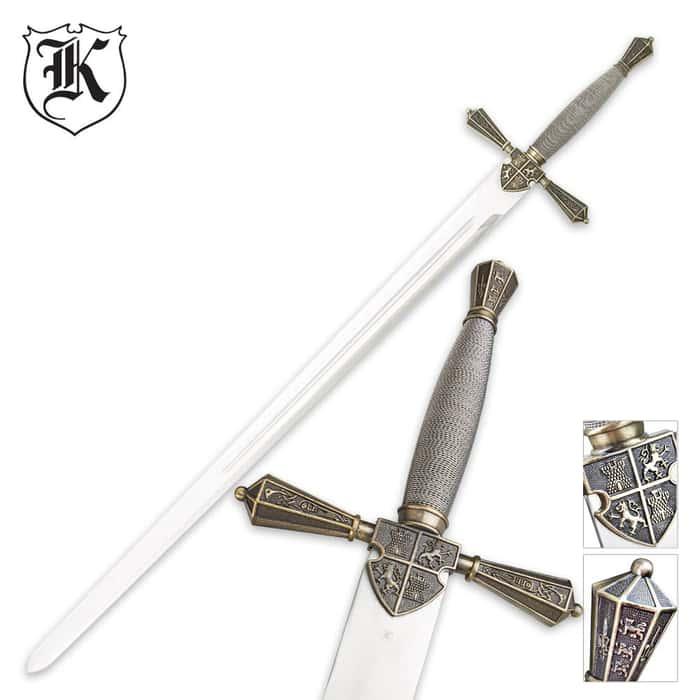 Royal Crusader Sword