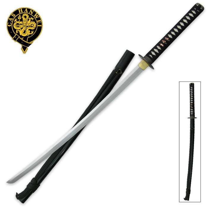Cas Hanwei Practical Katana Sword With Scabbard
