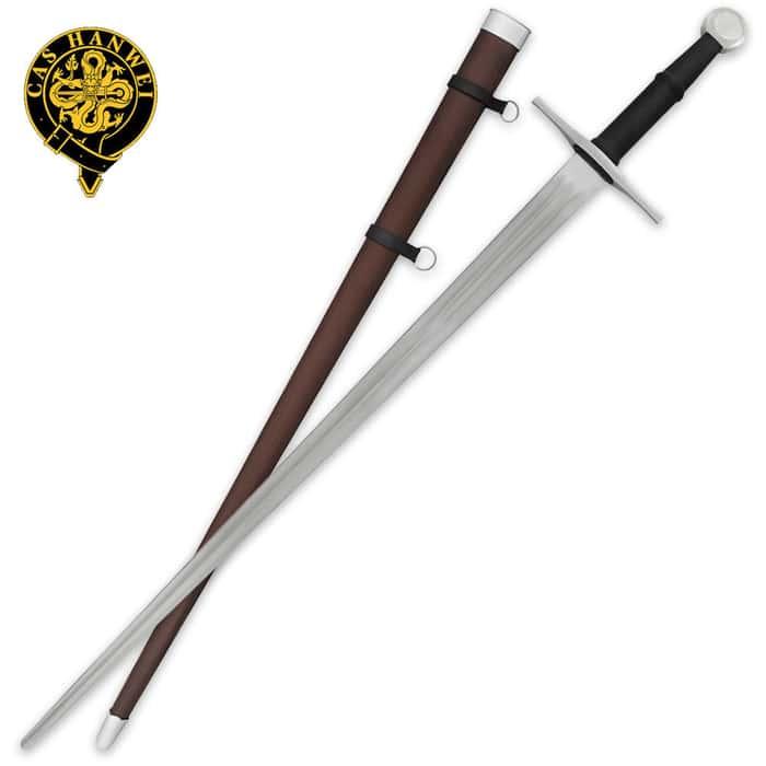 Cas Hanwei Practical Hand-And-A-Half Sword