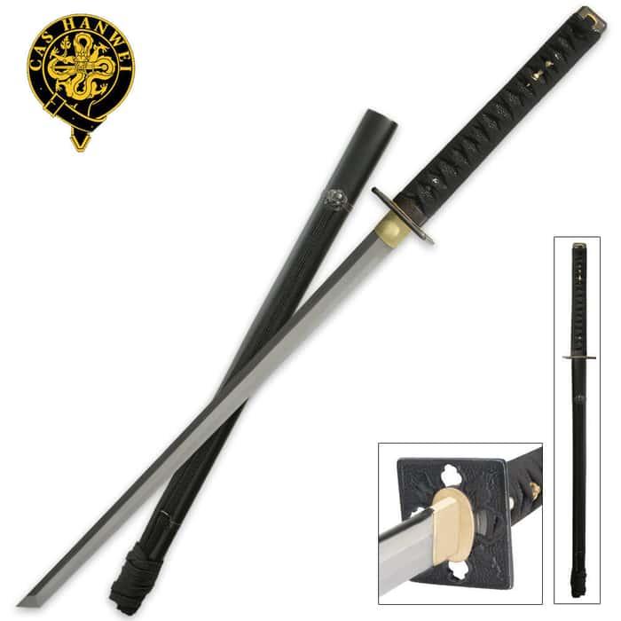 Cas Hanwei Practical Shinobi Ninjato Sword