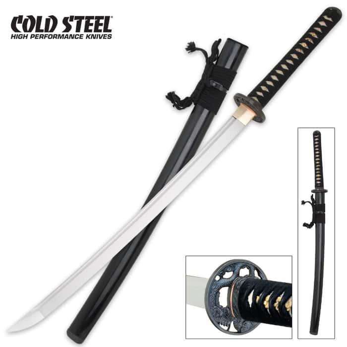 Cold Steel Chisa Katana Sword