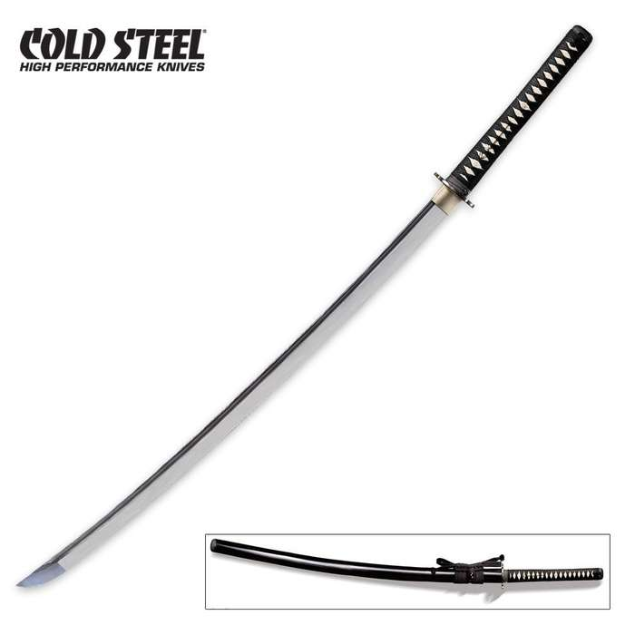 Cold Steel O Katana Sword