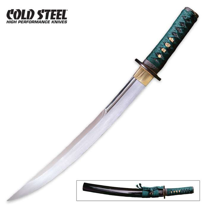 Cold Steel Dragonfly O Tanto Sword