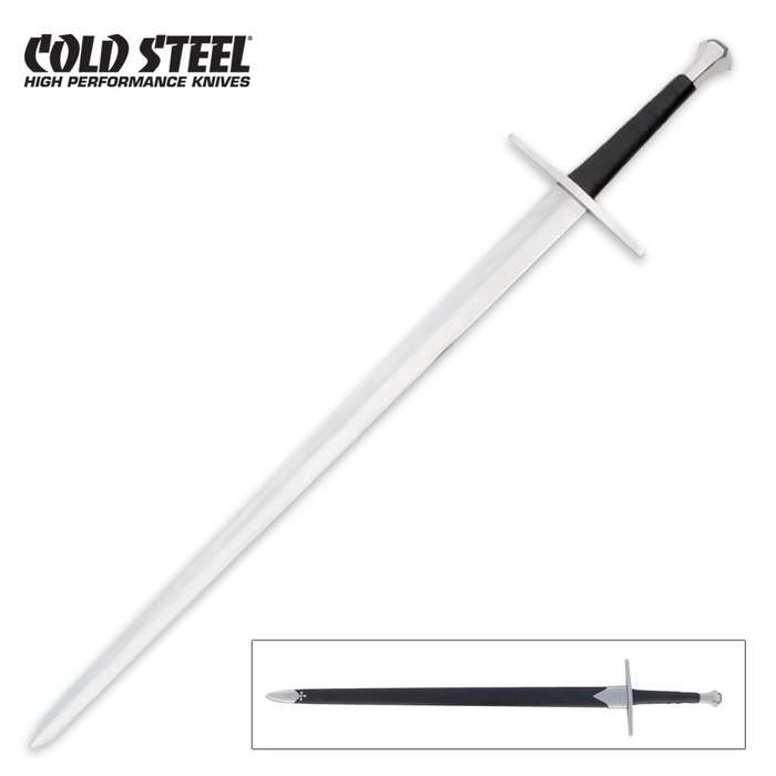 Cold Steel Hand and a Half Sword