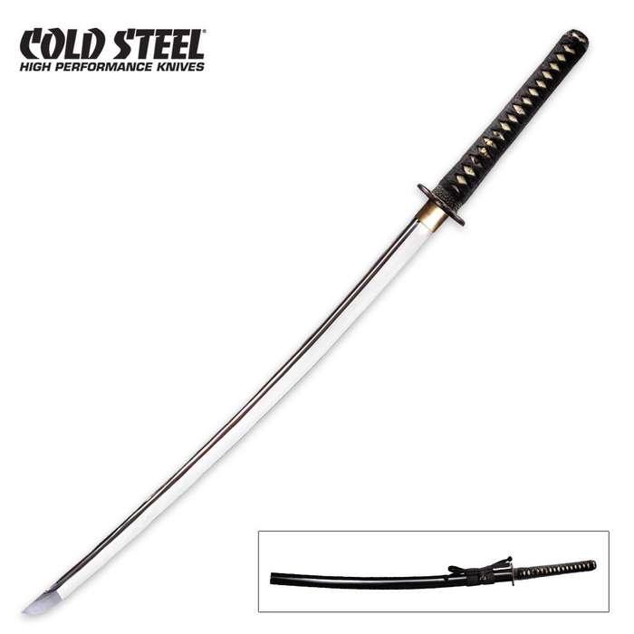 Cold Steel Emperor Katana Sword