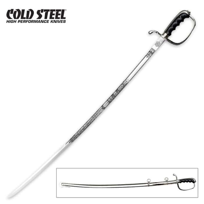 Cold Steel U.S. Army Officer Saber Sword