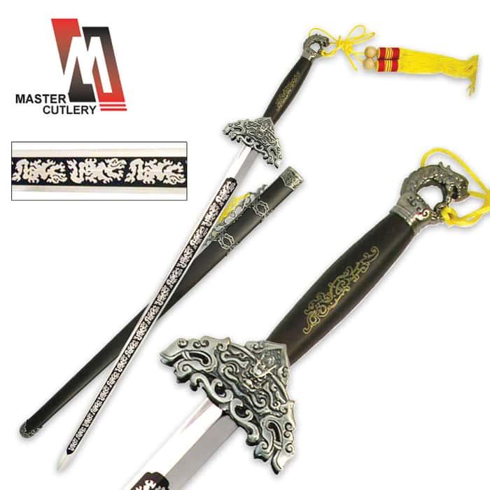Tai Chi Destiny Sword