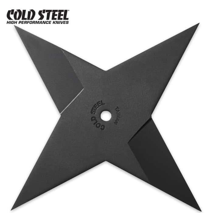 Cold Steel Sure Strike Throwing Star Medium