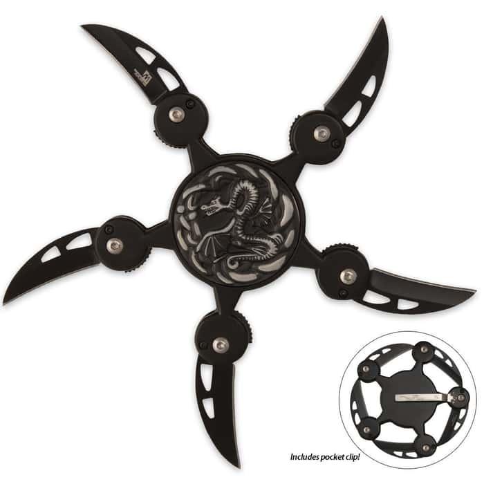 Black Dragon Twister
