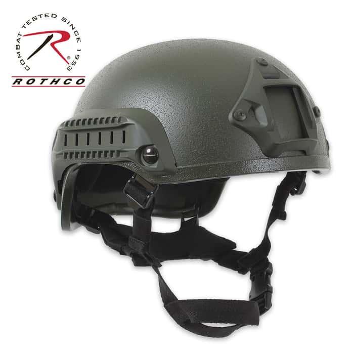 Base Jump Helmet ABS OD