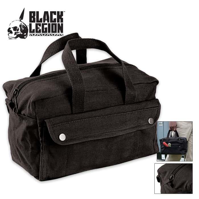 Black Legion Black Mechanic's Tool Bag