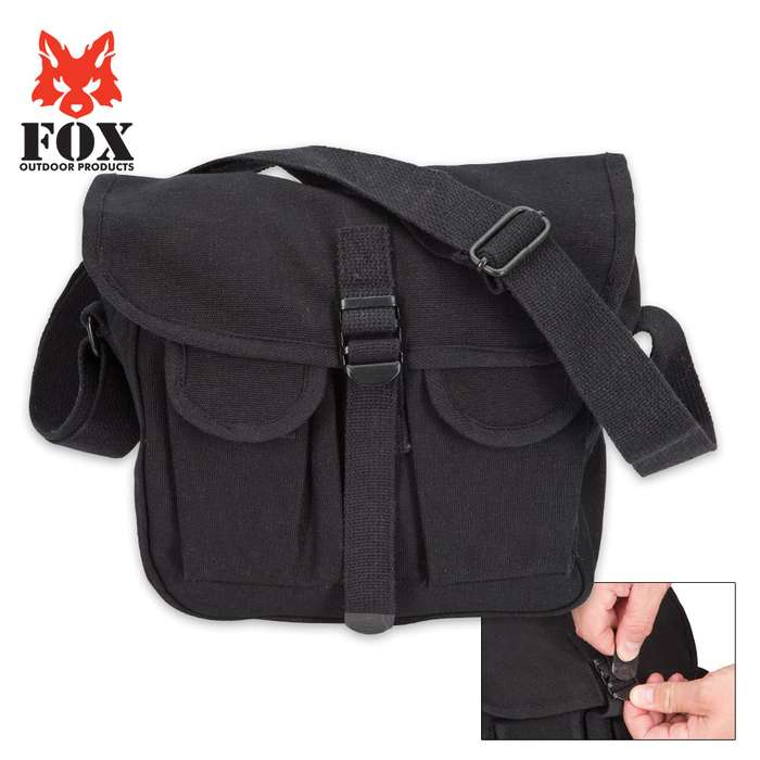 Fox Outdoor Products Ammo Utility Shoulder Bag